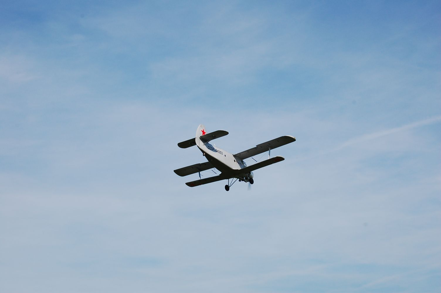 samolot impreza