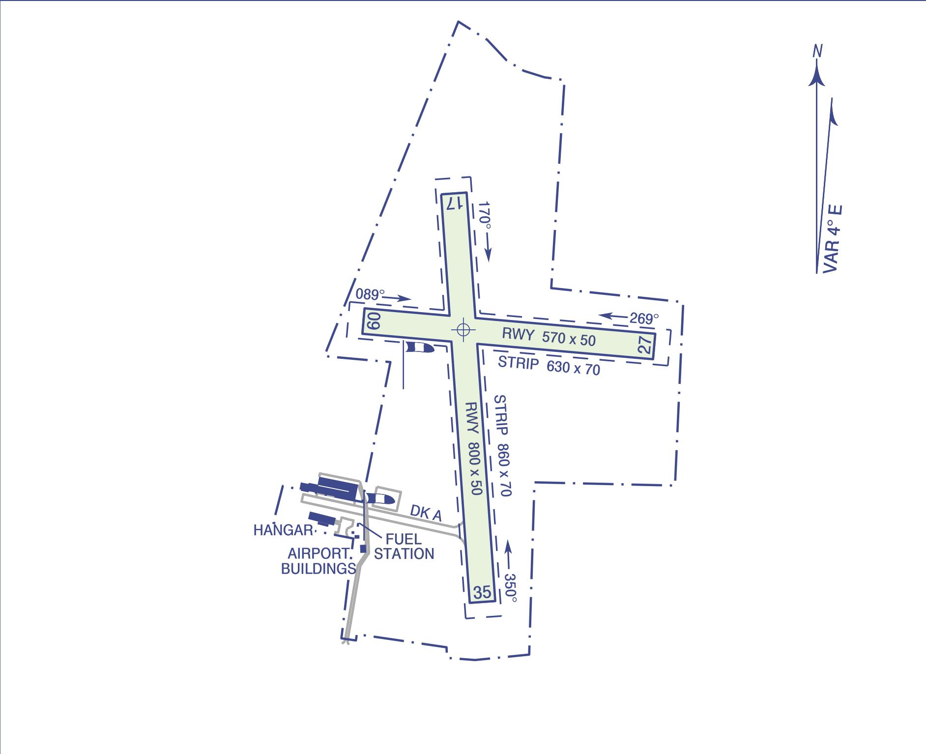 lotnisko mapa